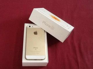 iPhone SE 16gb + Fone Original + Cabo E Caixa