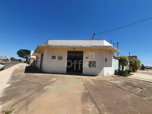 Galpão À Venda, 127 M² Por R$ 200.000,00 - São João - Anápolis/go - Ga0012
