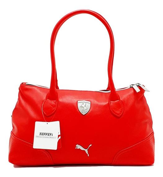 Bolsa Puma Ferrari Roja