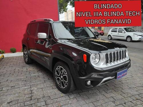Imagem 1 de 15 de Jeep Renegade 2.0 16v Turbo Diesel Limited 4p 4x4