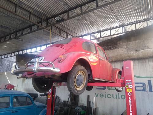 Imagem 1 de 15 de Volkswagen Fusca Fusca
