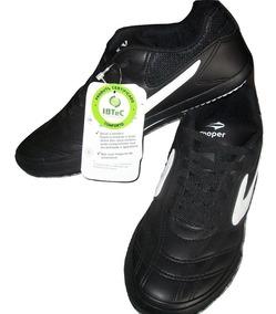 Tenis Topper Futsal Branco/preto Dominator 3