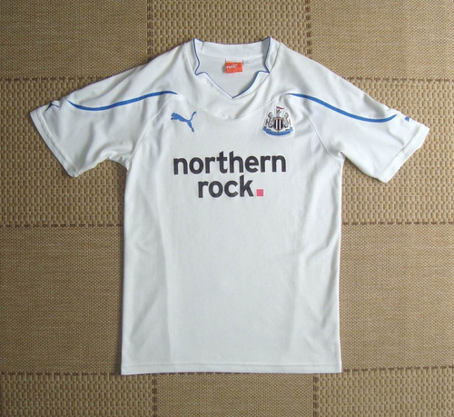 Camisa Original Newcastle United 2010/2011 Third