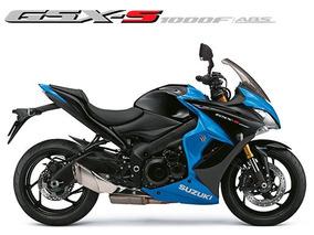 Suzuki Gsx-s 1000f Abs 2018/2019 Azul