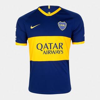 Camisa I Boca Juniors Nike 2019/2020