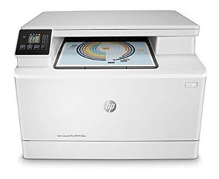 Impresora Inalambrica Hp M180nw Multifuncion Laser Color