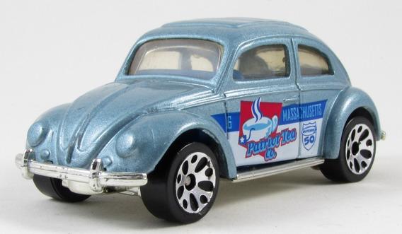 G3 1/58 Matchbox Fusca 1962 Vw Beetle 2002 Across America