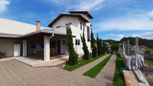 Chácara Com 5 Dormitórios À Venda, 1200 M² Por R$ 1.800.000,00 - Outeiro Das Flores - Itupeva/sp - Ch0218