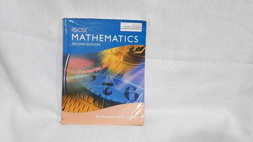 Imagen 1 de 6 de Igcse Mathematics 2nd Edition Pimentel  / Wall Hodder