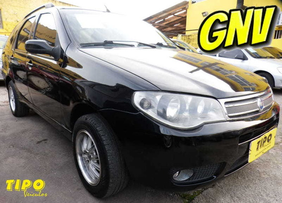 Fiat Palio Weekend Hlx 1.8 8v (gnv) 4p 2007