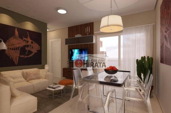 Apartamento Residencial À Venda, Santa Cruz, Americana. - Ap2045