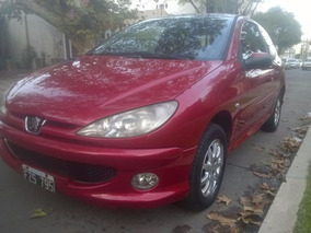 Peugeot 206 Impecable!!!! Muy Cuidado!!!