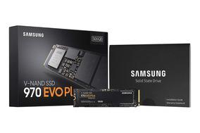 Samsung 970 Evo Plus Ssd M.2 2280 500gb Pcie Nvme