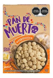 Oferta Pack Cereal Kellogs Pan De Muerto Y Rollos De Canela