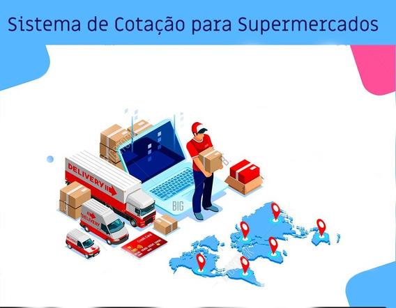 Sistema De Cotações Para Supermercados