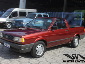 Vw Saveiro Cl 1.8 - Ano: 1996