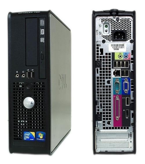 Mini Cpu Dell Optiplex 780 Desktop Core 2 Duo 4gb