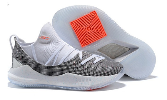 Tenis Basquete Under Armour Curry 5 Pronta Entrega
