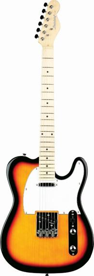 Guitarra Strinberg Telecaster Tc-120s Sb