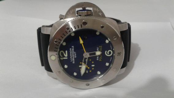 Relógio Panerai Pole2pole Luminor Submersible Gtm 1950 3days