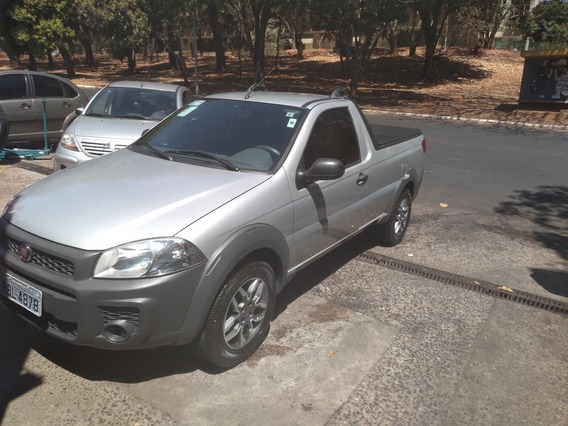 Fiat Strada 1.4 Hard Working Flex 2p 2019