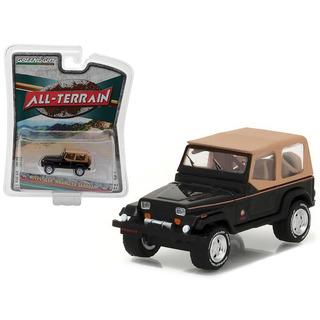Greenlight 1:64 All Terrain - 1994 Jeep Wrangler Sahara