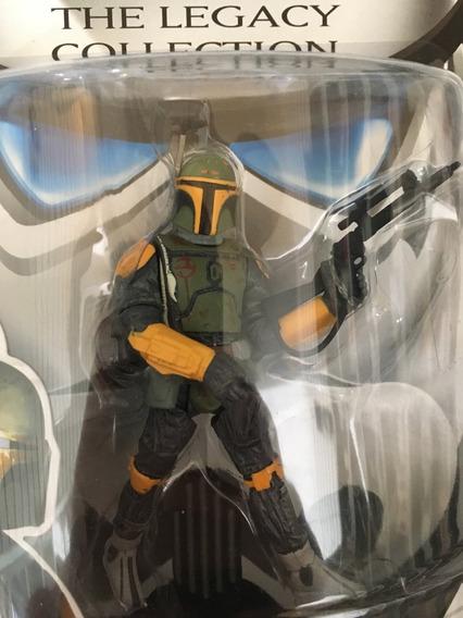 Star Wars The Legacy Collection Mandalorian Jodo Kast Bd18