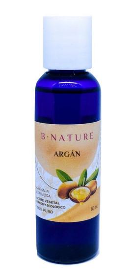 Aceite De Argan Certificado Orgánico 100% Puro Bnature