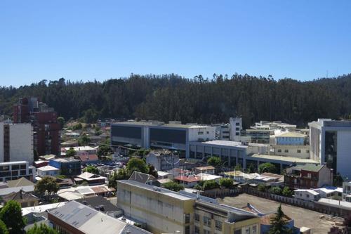 Concepción, Departamento Con Vista Panorámica