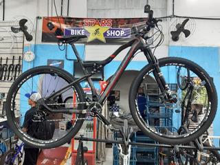Bicicleta Audax Fs900 X1 Carbon Full Suspension Tam 17- 2017