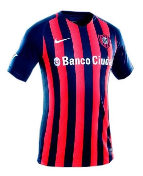 Camiseta De San Lorenzo Titular 2018 Stadium
