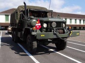 Caminhão Militar Reo M35a2c 6x6 ( Reo De Marinha)