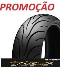 Pneu Michelin 180/55-17 Pilot Road 2 (73w) Tras. Promoção