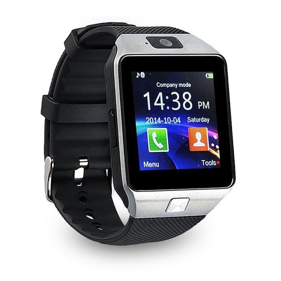 Reloj Celular Inteligente Dz09 Smartwatch Camara Micro Sd Solo Bluetooth Español Android Ios