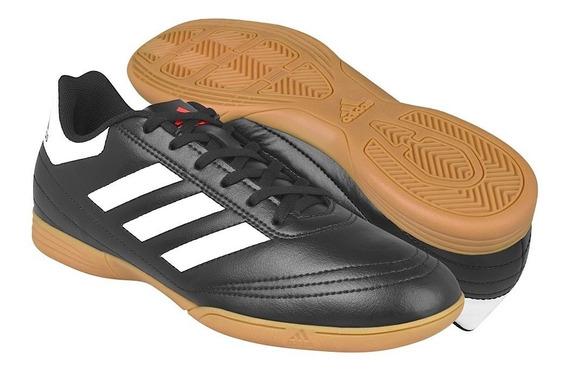 Tenis Futbol Para Hombre adidas Aq4289 Black White