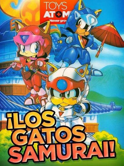 Serie Tv Completa En Hd Los Gatos Samurai Latino