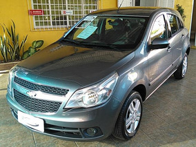 Chevrolet Agile 1.4 Mpfi Ltz 8v Flex Completo