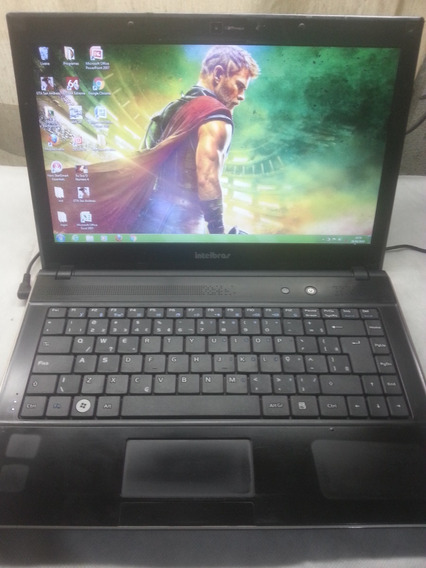 Notebook Intelbrascorei3 2.4 4ram Hd320 Prontaentrega Barato