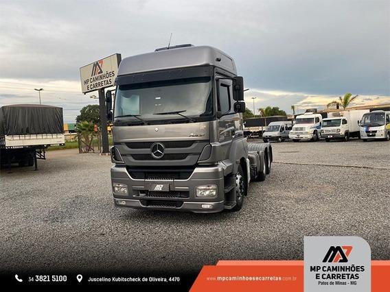 Caminhão Mercedes Benz Mb 2544 Teto Alto 2014