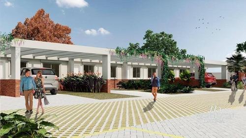 Casa Com 2 Dormitórios À Venda, 51 M² Por R$ 234.000,00 - Cidade Jardim - São José Dos Pinhais/pr - Ca0252