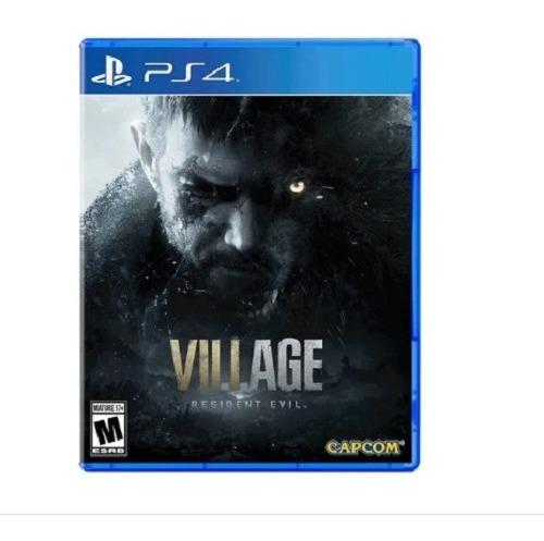 Imagen 1 de 2 de Resident Evil 8 Village Ps4 Físico Sellado Original Ade