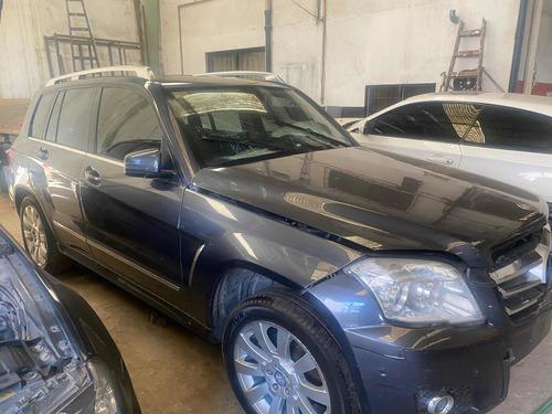 Mercedes Benz Glk 300 4 Matic Sport 231 Cv Chocado