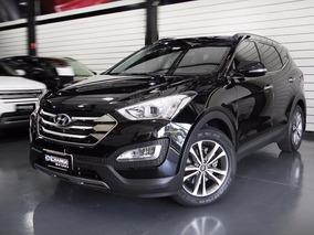 Hyundai Santa Fe7 Lugares 2015 Garantia De Fábrica