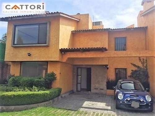 Venta Linda Casa En Condominio En La Noria Xochimilco A 7 Mins De Periférico
