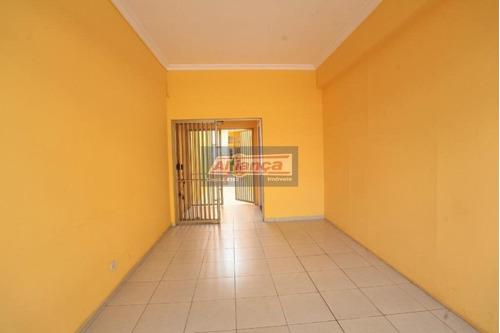 Sobrado Com 4 Dormitórios Para Alugar, 650 M² - Parque Jurema - Guarulhos/sp - Ai16804