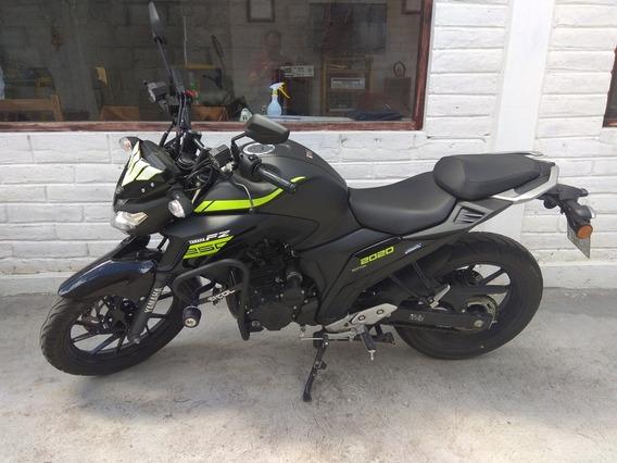 Yamaha Fz25; 2020; 2000 Km Recorrido