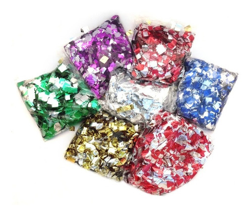 1kg Papel Picado Colorido Sky Paper - Festas Eventos Confete