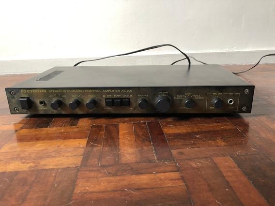 Amplificador Cygnus Ac 200