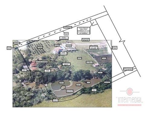 Sítio Com 4 Dormitórios À Venda, 36300 M² Por R$ 1.100.000,00 - Rural - Tatuí/sp - Si0086