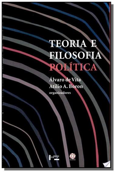 Teoria E Filosofia Politica: A Recuperacao Dos Cla